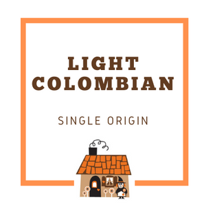 Light Colombian Coffee Beans - Freshly Roasted in Canberra - Hansel and Gretel Coffee House