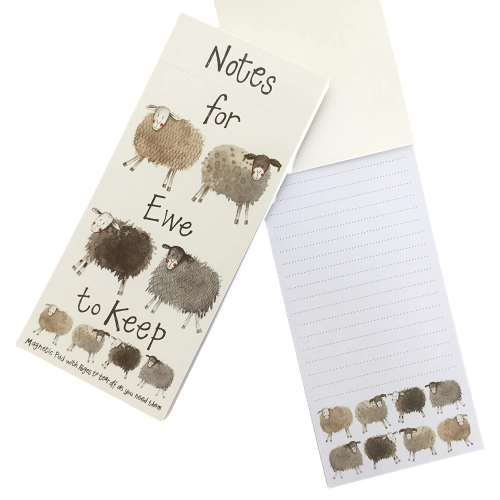 Alex Clark | Sheep Magnetic to Do List, 100 Sheets