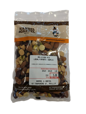 Delicious Mix 200g - Hansel and Gretel Coffee House