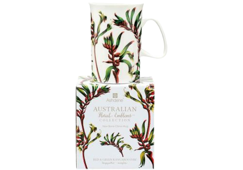 Ashdene Australian Floral Emblems Collection - Hansel and Gretel Coffee House