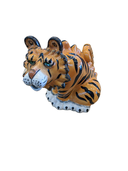 Blue Sky Tiger Teapot - Hansel and Gretel Coffee House