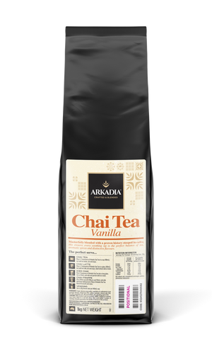 Arkadia | Chai Tea Vanilla (1kg) - Hansel and Gretel Coffee House