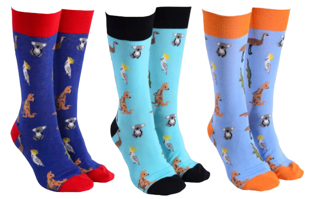 Sock Society - Aussie Animal Socks - Hansel and Gretel Coffee House