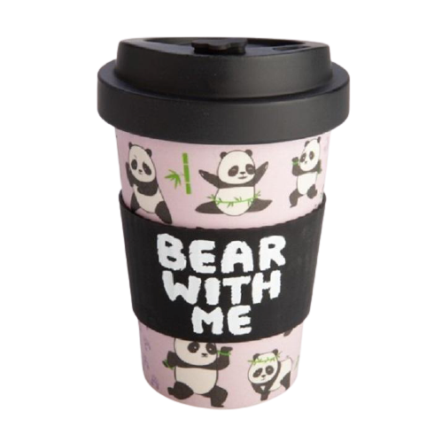 ECO BAMBOO CUP | Bear With Me