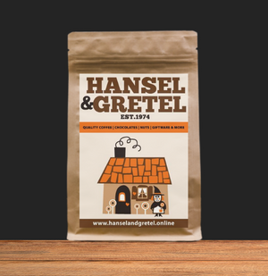 Hazelnut Cream Coffee Beans - Freshly Roasted in Canberra - Hansel and Gretel Coffee House