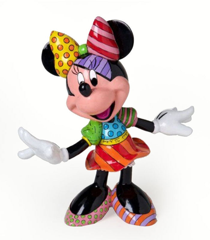 Britto Disney Minnie Mouse Large Figurine - Hansel and Gretel Coffee House