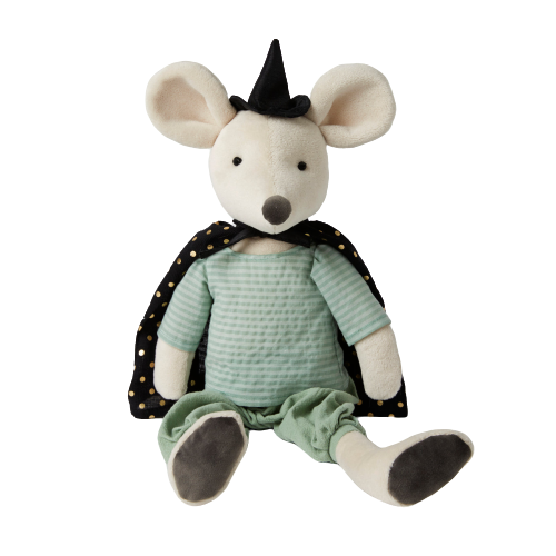 Plush Mouse – Leo - Hansel and Gretel Coffee House