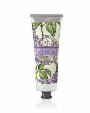 AAA HAND CREAM LILAC BLOSSOM - 60ml - Hansel and Gretel Coffee House