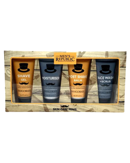 Men's Republic Grooming Kit - Skin Care - Hansel and Gretel Coffee House