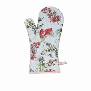 Ecology Oven Mitt | May Gibbs Blossom - Hansel and Gretel Coffee House