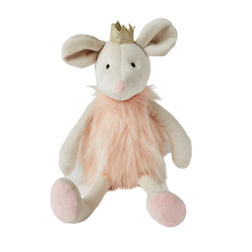 Plush Mouse – Poppy - Hansel and Gretel Coffee House