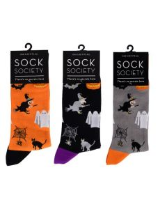 Sock Society - Witch Socks - Hansel and Gretel Coffee House