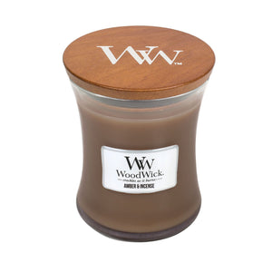 WoodWick Amber & Incense- Medium - Hansel and Gretel Coffee House