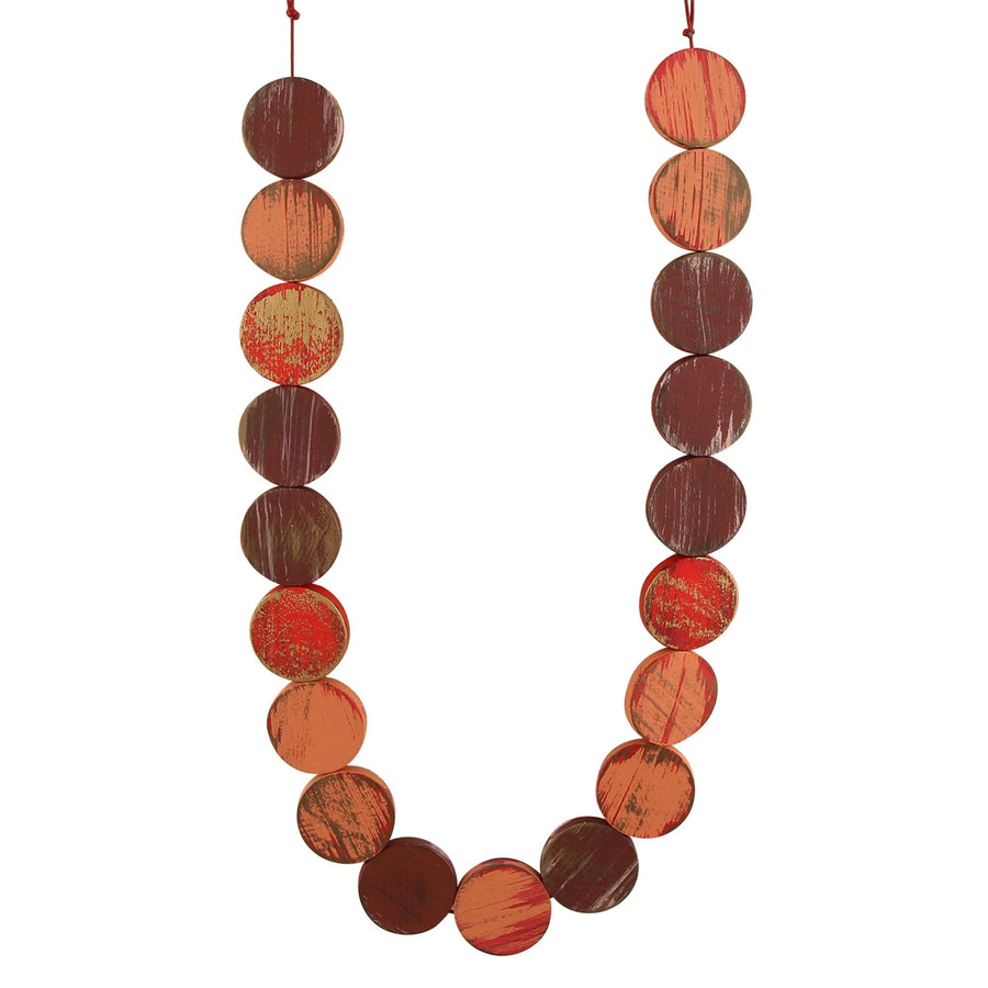 Annandale Necklace (Red)