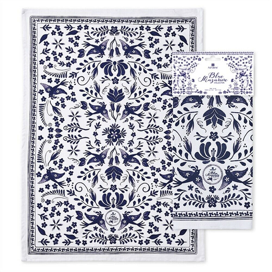Tea Towel | Blue Mazarine Kitchen