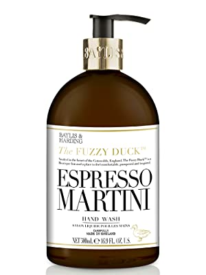 Fuzzy Duck Espresso Martini Hand Wash 500ml - Hansel and Gretel Coffee House