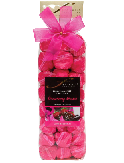 Fardoulis - Strawberry Mousse 250g