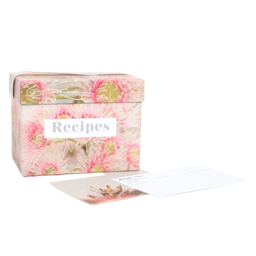Flourish Recipe Box