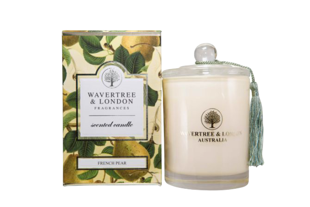 Wavertree & London - FRENCH PEAR CANDLE - Hansel and Gretel Coffee House