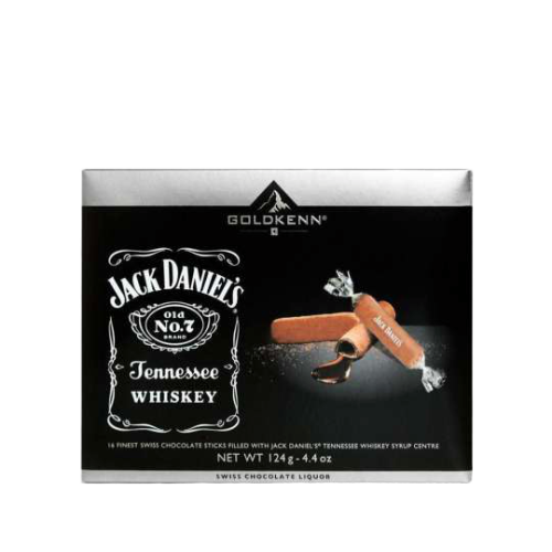 Goldkenn Jack Daniels Chocolate Stick Liquers - Hansel and Gretel Coffee House