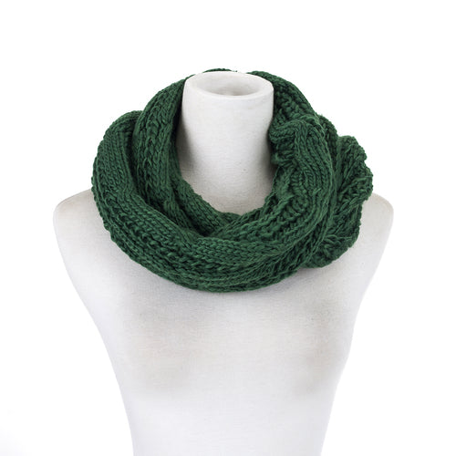 Green Snood - Hansel and Gretel Coffee House