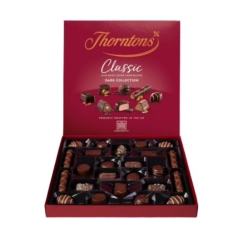 Thorntons | Dark Chocolate Classic Collection - Hansel and Gretel Coffee House