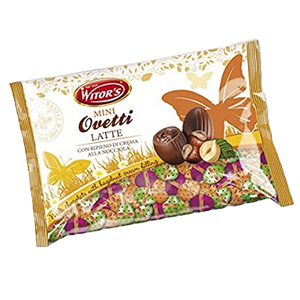 Witor's | Mini Ovetti Easter Eggs, 1kg - Hansel and Gretel Coffee House