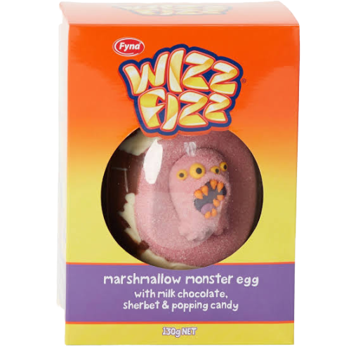 Wizz Fizz | Marshmallow Monster Egg - Hansel and Gretel Coffee House