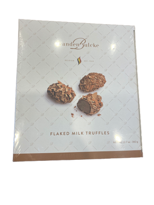 Vandenbulcke | Flaked Milk Truffles (360g) - Hansel and Gretel Coffee House