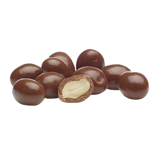 Milk chocolate peanuts, 200g - Hansel and Gretel Coffee House