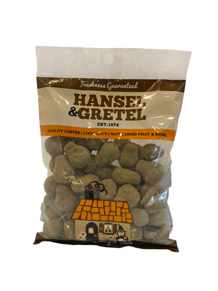 Dutch Liquorice - Skulls, 200g - Hansel and Gretel Coffee House