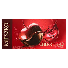 Mieszko Pralinea | Cherrisimo Classic, 142g - Hansel and Gretel Coffee House