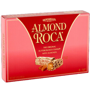 Brown & Haley | Almond Roca Toffee, 140g Box - Hansel and Gretel Coffee House