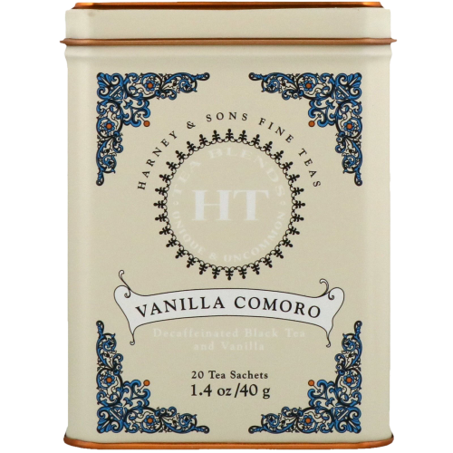 Harney & Sons | Vanilla Comoro, 20 sachets - Hansel and Gretel Coffee House