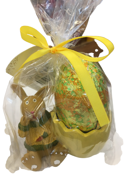 Confiserie Heidel | Milk Chocolate Egg Cup - Hansel and Gretel Coffee House
