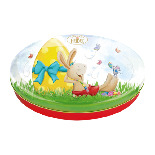 Confiserie Heidel | Easter Greetings Luxury Chocolate Tin - Hansel and Gretel Coffee House