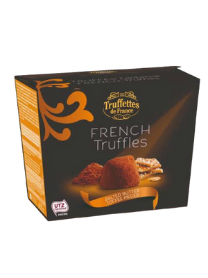 Truffettes | French Truffles, Salted Butter, 200g - Hansel and Gretel Coffee House