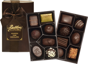 Butlers Chocolate - Dark Chocolate Ballotin