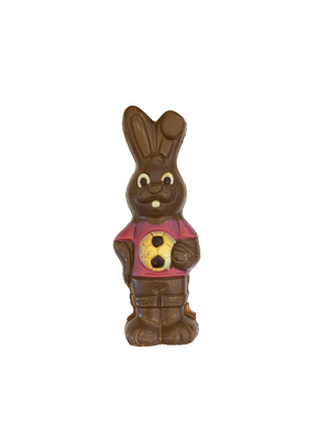 Abtey Chocolatier | Soccer Bunny, 200g - Hansel and Gretel Coffee House
