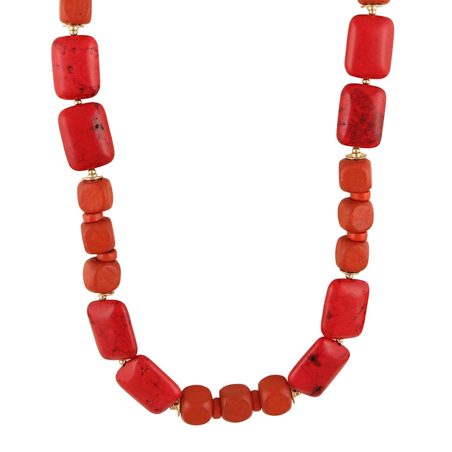 Karijini Necklace Red
