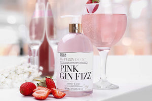 FUZZY DUCK PINK GIN FIZZ HAND WASH 500ML - Hansel and Gretel Coffee House