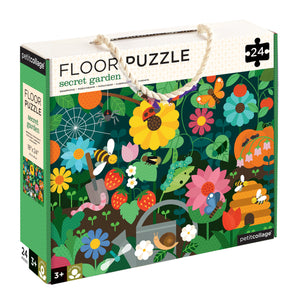 Secret Garden Floor Puzzle FP-SECRET GARDEN - Hansel and Gretel Coffee House