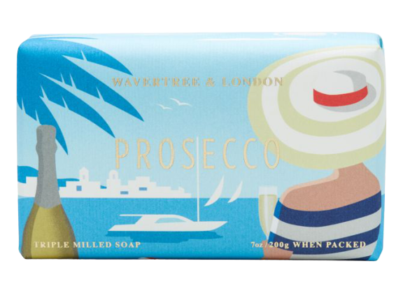 WAVERTREE & LONDON - PROSECCO SOAP 200g - Hansel and Gretel Coffee House