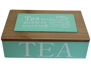 The Answer is Tea - Teabox