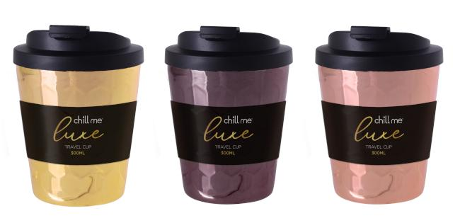Chill Me LUXE TRAVEL CUP 300ML
