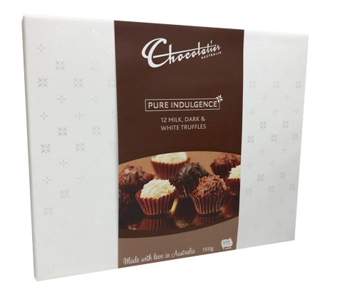 Chocolatier Pure Indulgence Milk & Dark Chocolates - Hansel and Gretel Coffee House