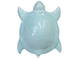 Turtle Decor Large Seafoam