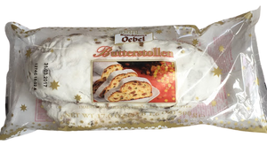 Oebel Butter Stollen with Marzipan 400g