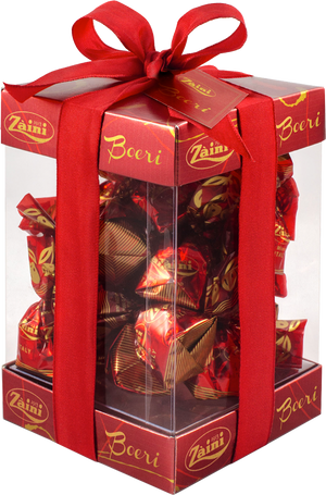 Zaini - Boero cherry liqueur dark chocolates