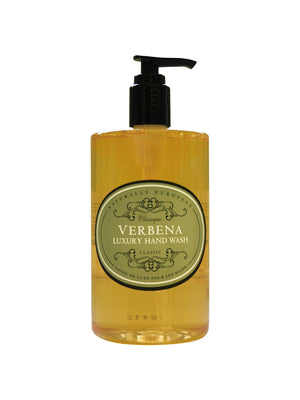 NATURALLY EUROPEAN HAND WASH  - VERBENA  - 500ml - Hansel and Gretel Coffee House